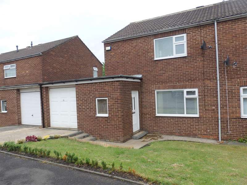 2 Bedrooms Semi Detached House for sale in Rosa Street, Spennymoor