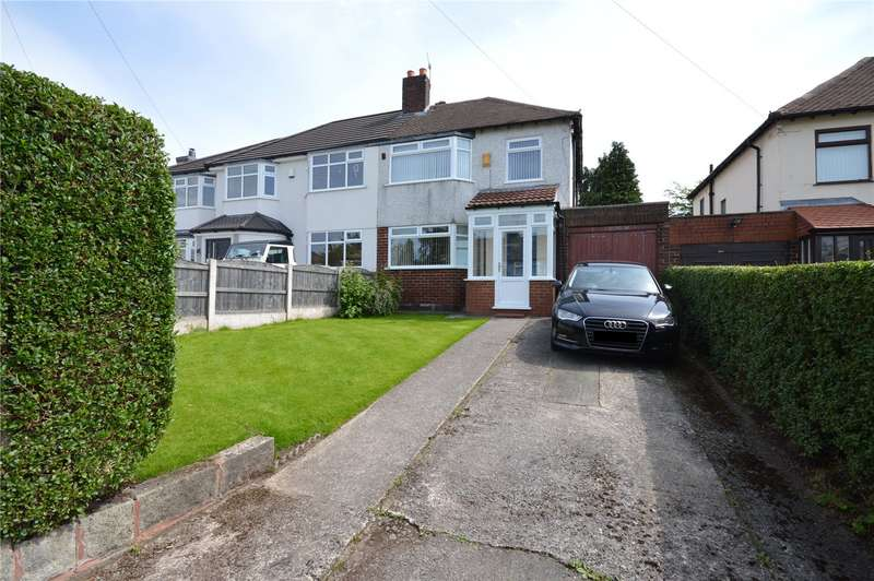 3 Bedrooms Semi Detached House for sale in Felltor Close, Woolton, Liverpool, L25