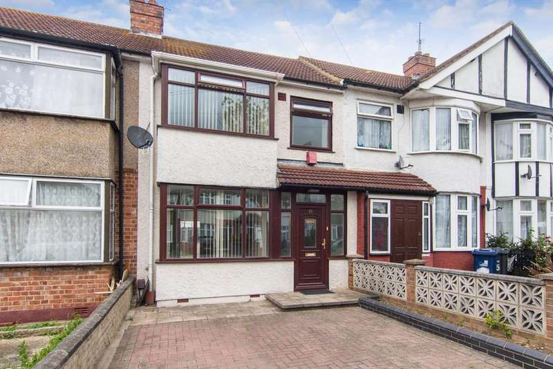 2 Bedrooms House for sale in Lawson Road, Southall