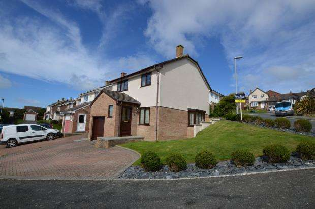 3 Bedrooms Detached House for sale in Parc Godrevy, Newquay, Cornwall
