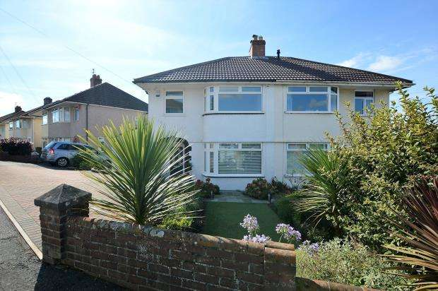 3 Bedrooms Semi Detached House for sale in Lynwood Avenue, Plymouth, Devon