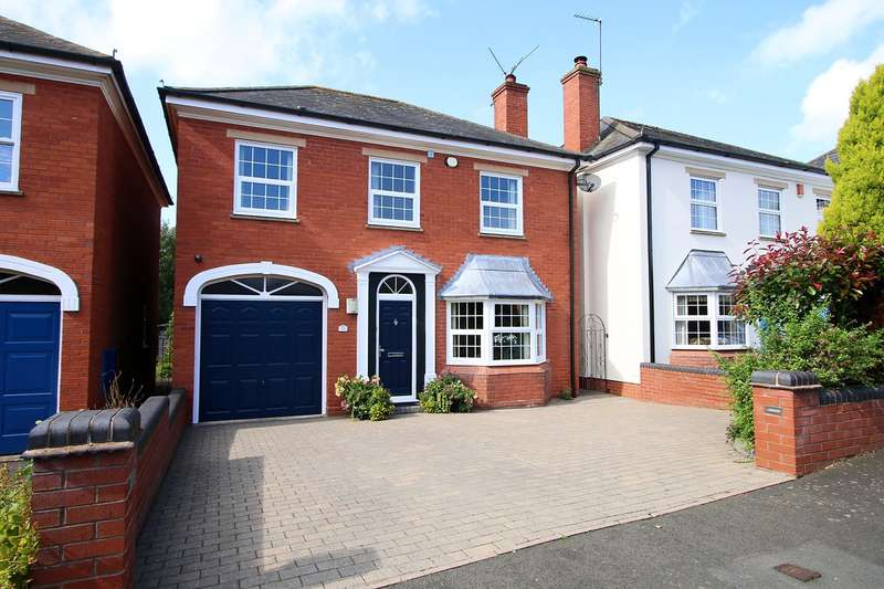 4 Bedrooms Detached House for sale in Nash Lane, Belbroughton, Stourbridge, DY9