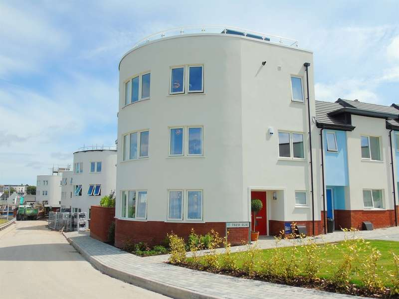 4 Bedrooms Town House for sale in Trem Elai, Penarth Heights, Penarth