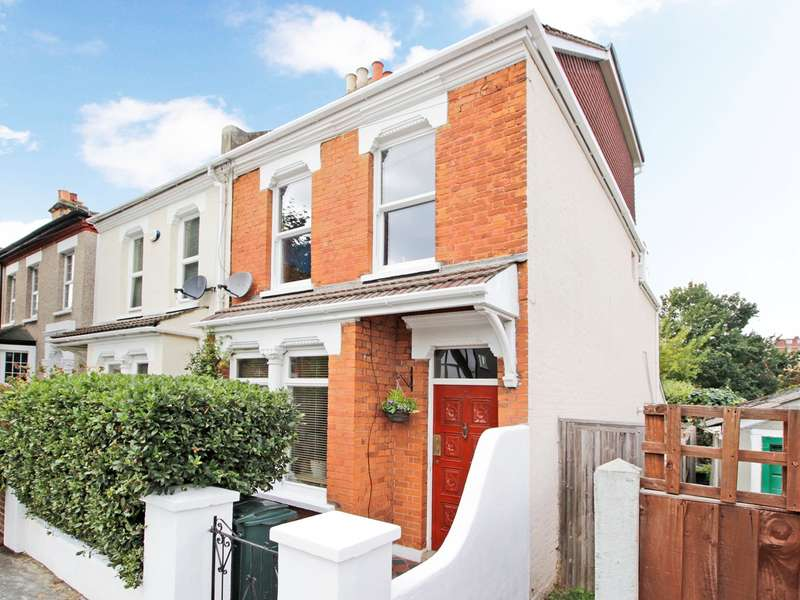 3 Bedrooms Semi Detached House for sale in Bourdon Road, London, SE20