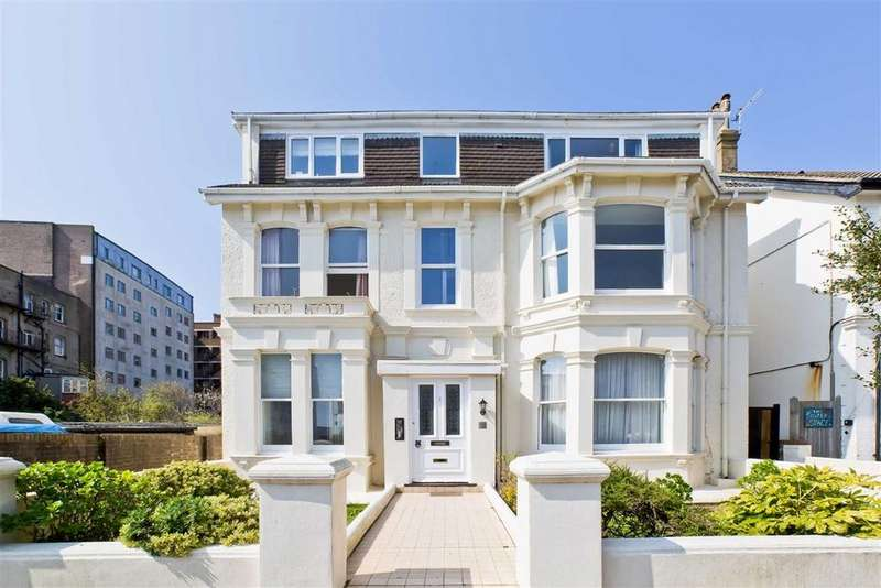 2 Bedrooms Flat for sale in Walsingham Road, Hove