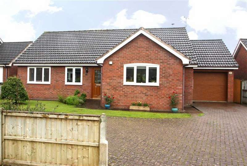 4 Bedrooms Bungalow for sale in Hawthorn Rise, PETERCHURCH, Hereford