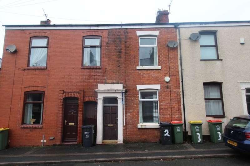 2 Bedrooms Terraced House for sale in Clitheroe Street, Preston, PR1