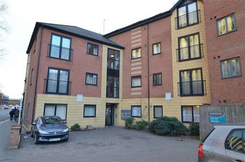 2 Bedrooms Apartment Flat for sale in 85 Oxford Street, City centre
