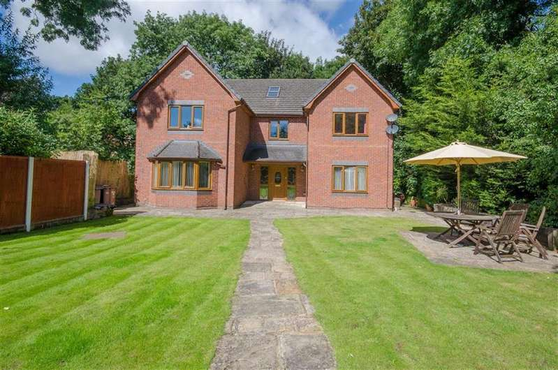 6 Bedrooms Detached House for sale in Wesley Place, Mold, Mold