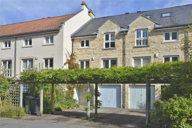 4 Bedrooms Town House for sale in 19 Greenland Mills, Bradford on Avon, Wiltshire