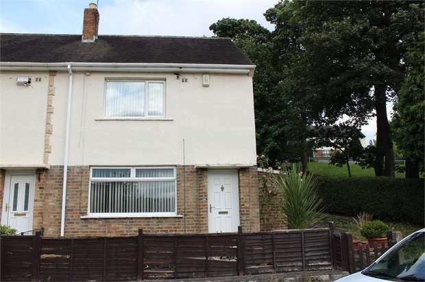 2 Bedrooms End Of Terrace House for sale in Hillside Road, Shipley, West Yorkshire