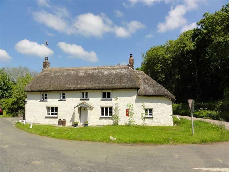 4 Bedrooms Detached House for sale in Brightley, Okehampton, Okehampton, Devon, EX20