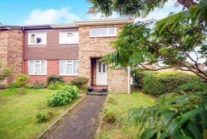 3 Bedrooms End Of Terrace House for sale in Apse Heath, Sandown, Isle of Wight