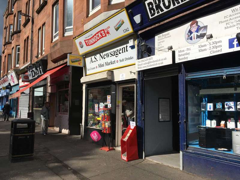 Commercial Property for rent in Paisley Rd West, Glasgow