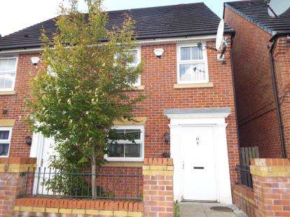 3 Bedrooms Semi Detached House for sale in Cardinal Street, Cheetham Hill, Manchester, Greater Manchester