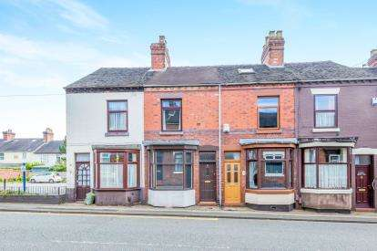 2 Bedrooms Terraced House for sale in Victoria Street, Basford, Stoke On Trent, Staffs