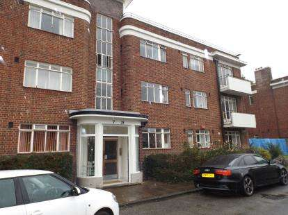 1 Bedroom Flat for sale in Appleby Lodge, Wilmslow Road, Manchester, Greater Manchester