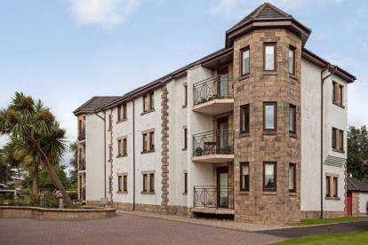 2 Bedrooms Flat for sale in Bowen Craig, .0Largs