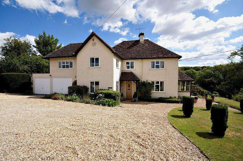 5 Bedrooms Detached House for sale in Berwick St. James, Salisbury