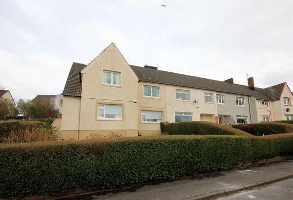 2 Bedrooms Flat for sale in 68 Doune Terrace, Coatbridge, ML5 2HS