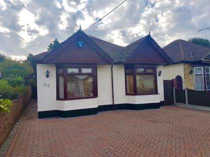 3 Bedrooms Bungalow for sale in Rainham, Essex