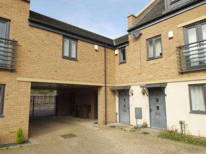2 Bedrooms Terraced House for sale in Bayleaf Avenue, Hampton Vale, Peterborough, Cambridgeshire