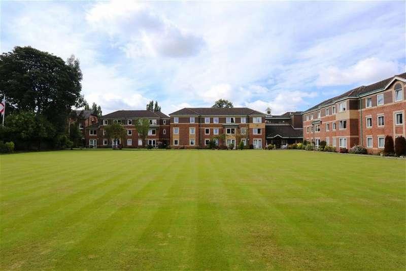 2 Bedrooms Retirement Property for sale in Derby Road, Heaton Moor