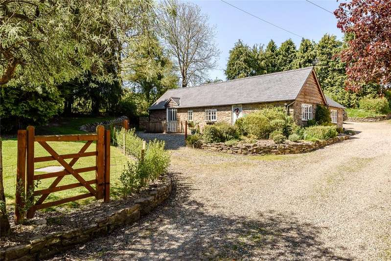 2 Bedrooms House for sale in The Walkmill, Norbury, Bishops Castle, Shropshire