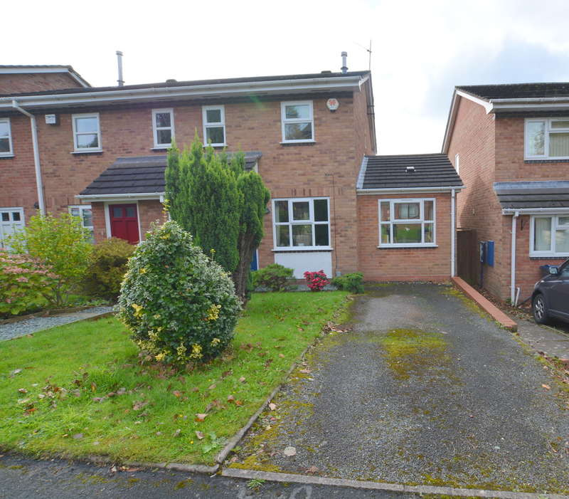 2 Bedrooms Semi Detached House for sale in Humphrey Middlemore Drive, Birmingham