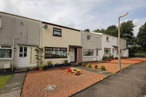 2 Bedrooms Terraced House for sale in 25 Drumclog Crescent, Darvel, KA17 0BA