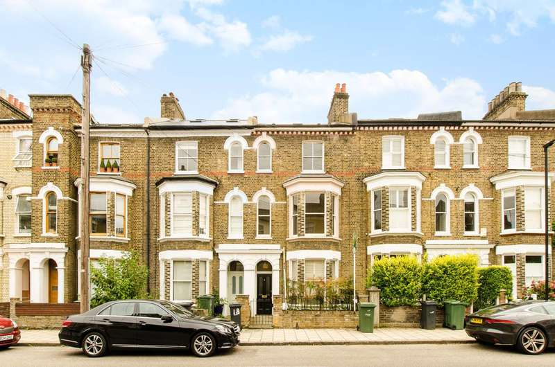 3 Bedrooms Flat for sale in Stansfield Road, Brixton, SW9