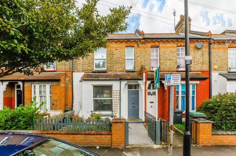 3 Bedrooms House for sale in Farrant Avenue, Wood Green, N22