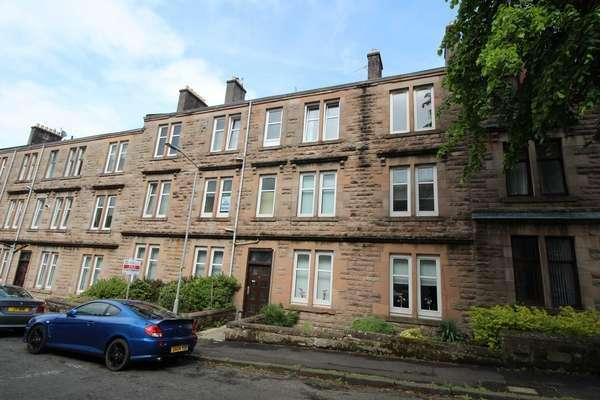 1 Bedroom Flat for sale in 2/1, 5 Sharp Street, Gourock, PA19 1UL