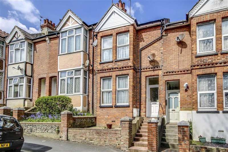 3 Bedrooms Terraced House for sale in Church Hill, Newhaven