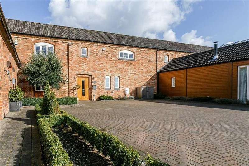 5 Bedrooms Unique Property for sale in Coppice Farm, Queniborough, Leicestershire