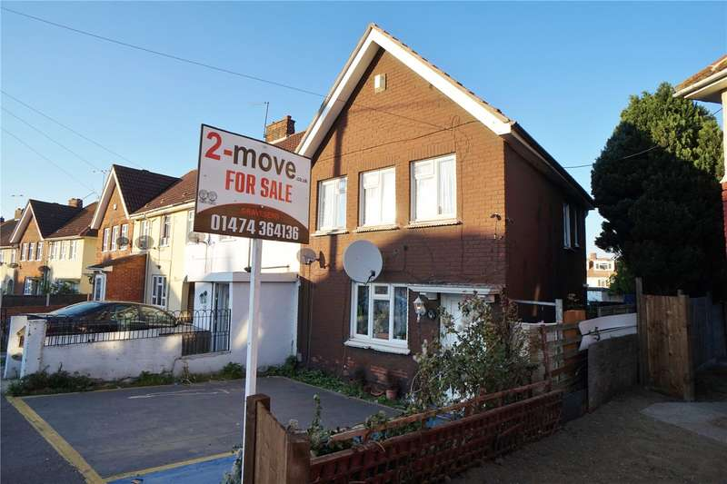 3 Bedrooms End Of Terrace House for sale in Hampton Crescent, Gravesend, Kent, DA12