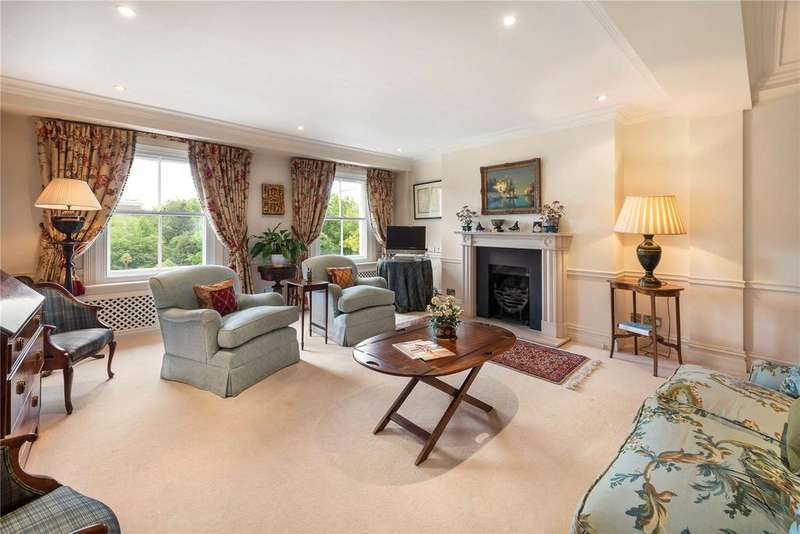 3 Bedrooms Flat for sale in Royal Court House, 162 Sloane Street, London