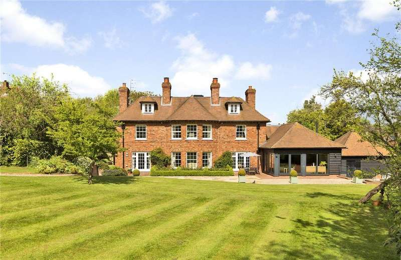 6 Bedrooms Detached House for sale in Forty Green, Beaconsfield, Buckinghamshire