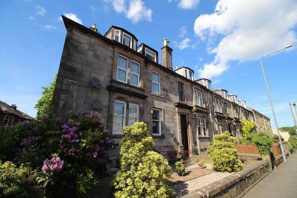 1 Bedroom Flat for sale in 1/1, 27 Cardwell Road, Gourock, PA19 1UW