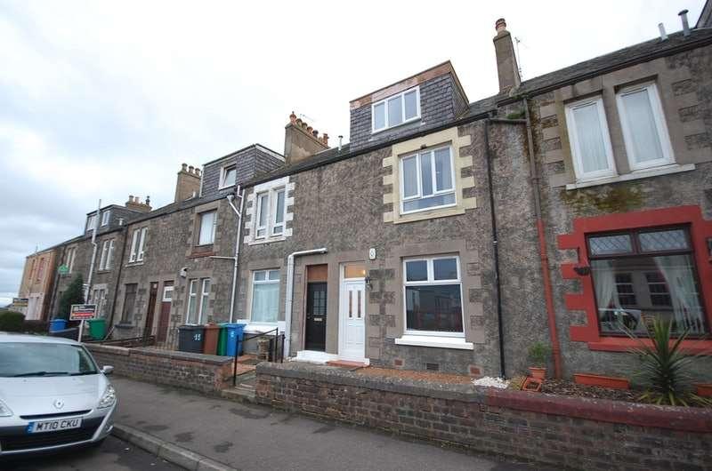 1 Bedroom Flat for sale in Erskine Street, Buckhaven, Fife, KY8