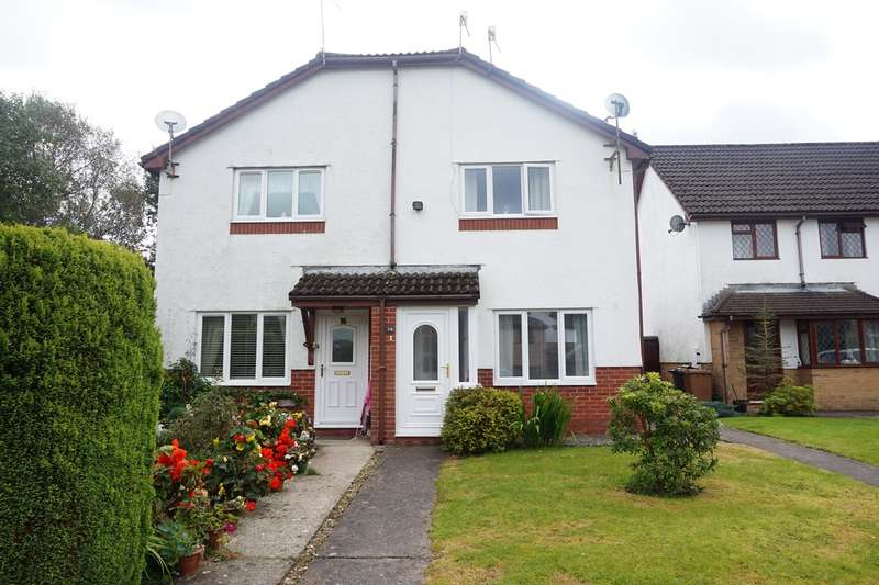 1 Bedroom Maisonette Flat for sale in St Peters Drive, Pontllanfraith, Blackwood, NP12