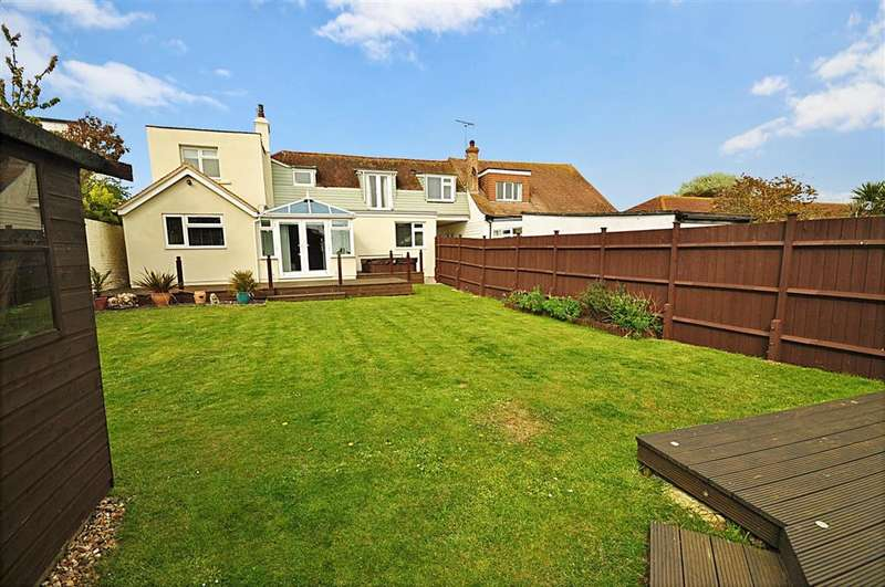 4 Bedrooms Link Detached House for sale in Templesheen Road, Bognor Regis, West Sussex