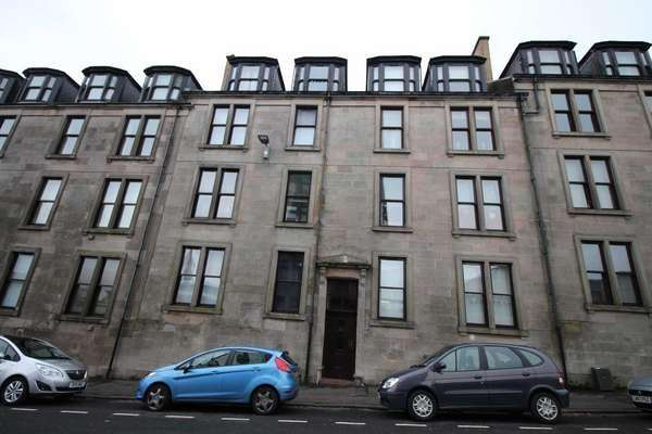 2 Bedrooms Flat for sale in 1/2, 21 Newton Street, Greenock, PA16 8SA