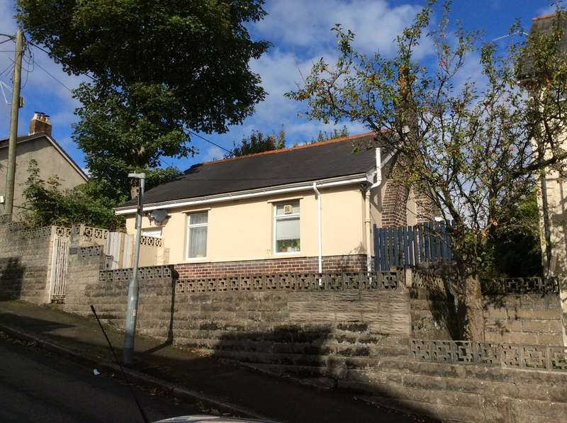 1 Bedroom Detached Bungalow for sale in Tredegar Road, Ebbw Vale, NP23