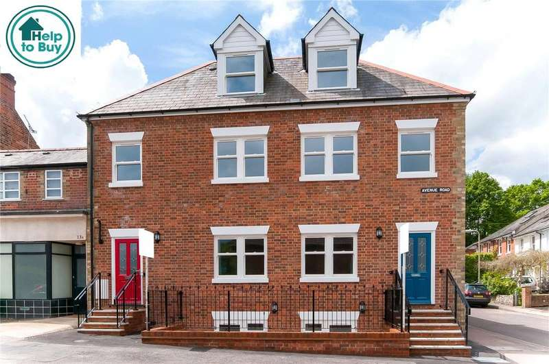 3 Bedrooms Town House for sale in Western Road, Fulflood, Winchester, SO22