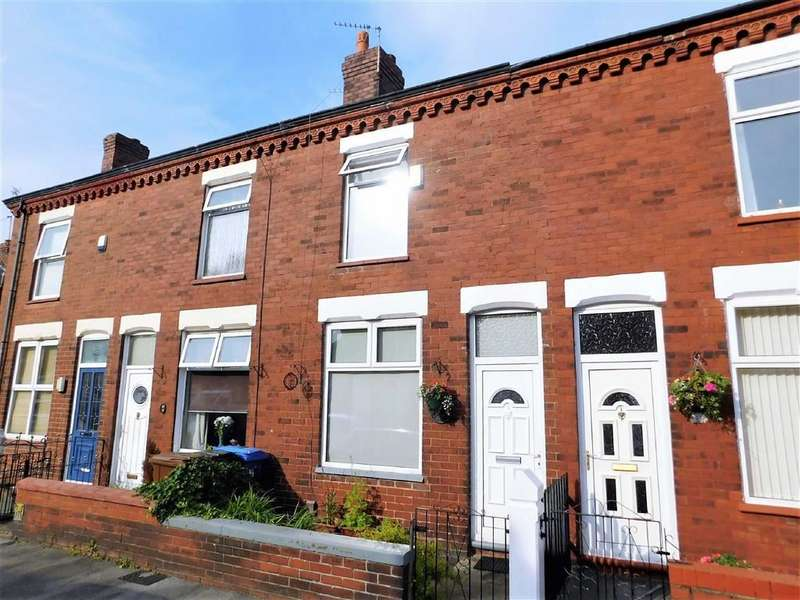 2 Bedrooms Terraced House for sale in Chelmsford Road, Edgeley, Stockport