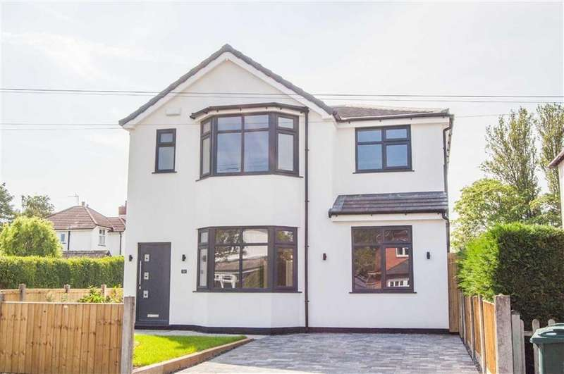 4 Bedrooms Detached House for sale in Earlsway, Curzon Park, Chester, Chester