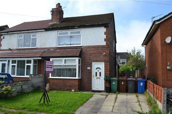 2 Bedrooms Semi Detached House for sale in May Avenue, Leigh