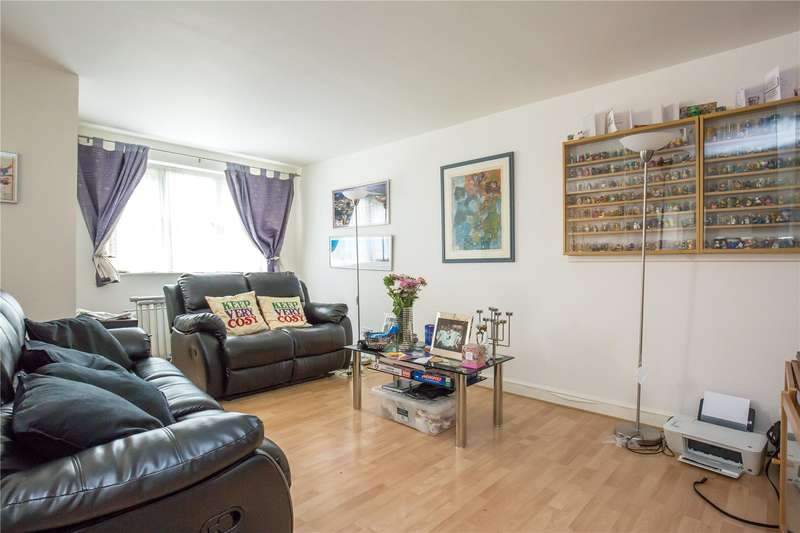 2 Bedrooms Apartment Flat for sale in Lucas Gardens, East Finchley, London, N2