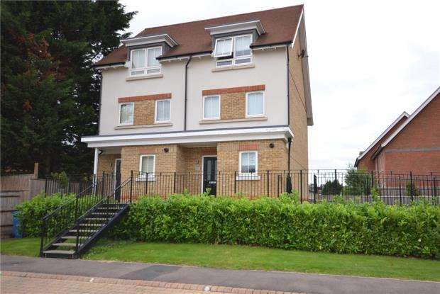 3 Bedrooms Semi Detached House for sale in Kingfisher Drive, Maidenhead, Berkshire